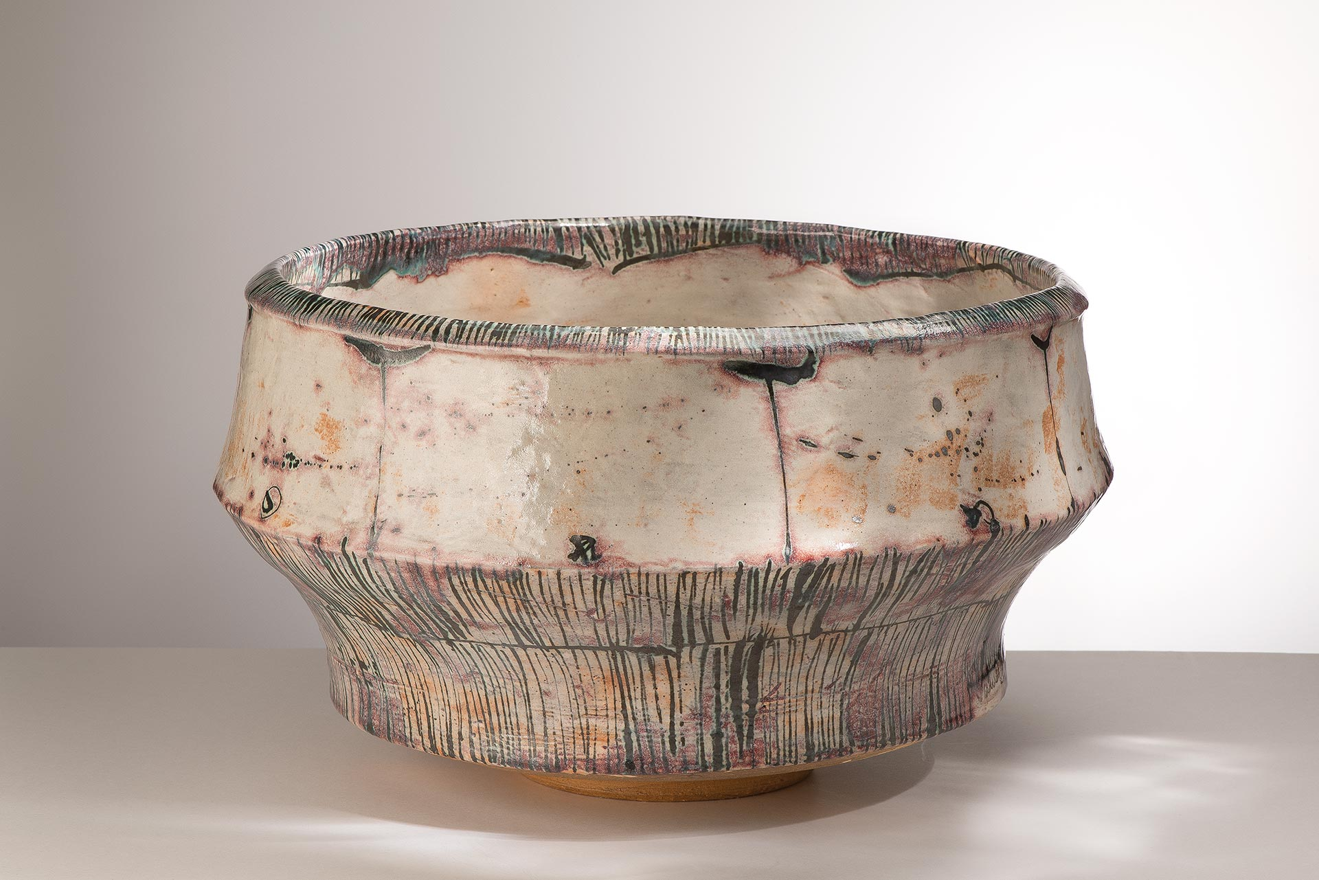 Céramique de Catherine Vanier – Grand bol 2015