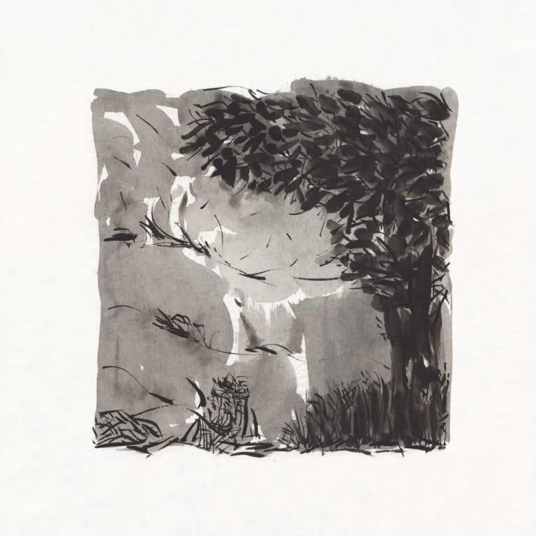 Dessin 2019 | Noir de fumée | Réf. 02