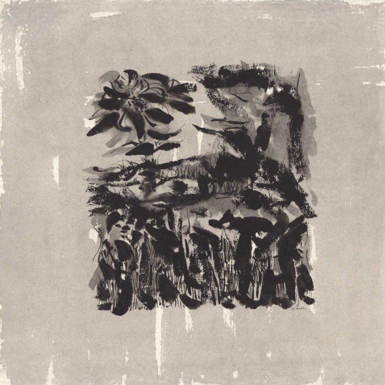 Dessin 2019 | Noir de fumée | Réf. 11